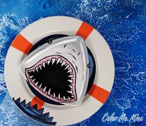 Cary Shark Attack!