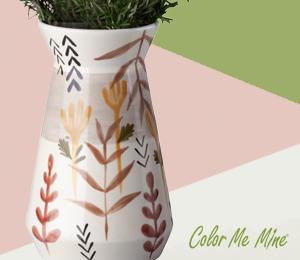 Cary Minimalist Vase