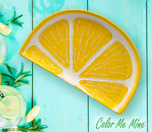 Cary Lemon Wedge