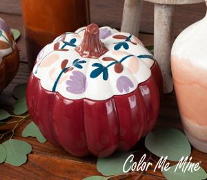 Cary Fall Pumpkin Box