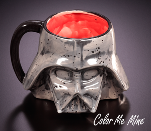Cary Darth Vader Mug