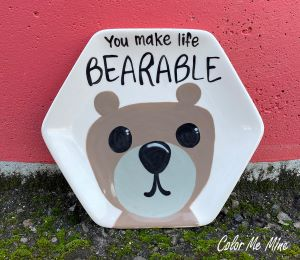 Cary Bearable Plate