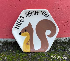 Cary Squirrel Plate