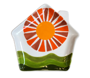 Cary Sunshine Day Plate