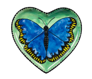 Cary Butterfly Plate