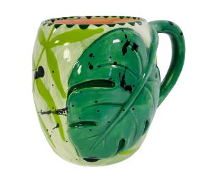 Cary Monstera Mug