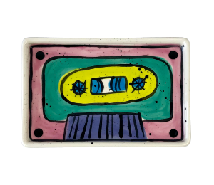 Cary Mix Tape Tray